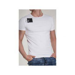 T-SHIRT ARMY 2. Białe t-shirty męskie Guns&tuxedos, l, z klasycznym kołnierzykiem. Za 219,00 zł.