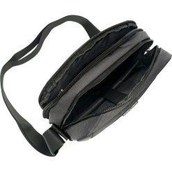 VICTOR Czarna uniwersalna torba męska raportówka na ramię. Czarne torby na ramię męskie marki Bag Street, na ramię. Za 69,90 zł.
