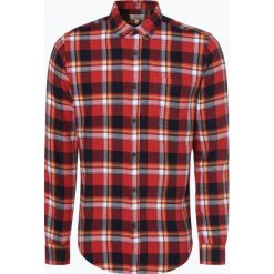 Redefined Rebel - Koszula męska – Walker, pomarańczowy. Brązowe koszule męskie marki FORCLAZ, m, z materiału, z długim rękawem. Za 129,95 zł.