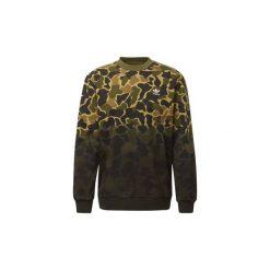 Bejsbolówki męskie: Polary adidas  Bluza Camouflage