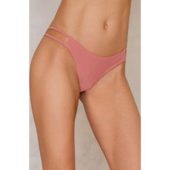 Bez Kategorii: Rebecca Stella Dół bikini Multi Strap - Pink