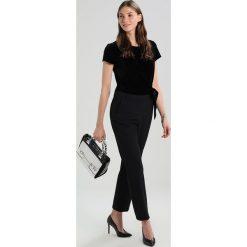 Kombinezony damskie: s.Oliver BLACK LABEL OVERALL Kombinezon glamour black