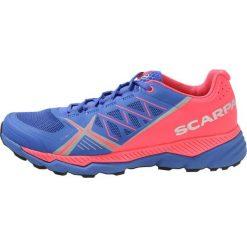 Scarpa SPIN RS 8 Obuwie do biegania Szlak dazzling blue/punch fluo. Szare buty do biegania damskie marki Scarpa. Za 669,00 zł.
