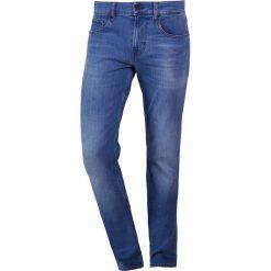 7 for all mankind SLIMMY Jeansy Slim Fit blue. Niebieskie jeansy męskie 7 for all mankind, z bawełny. Za 929,00 zł.