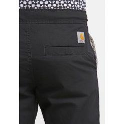 Spodnie męskie: Carhartt WIP MARSHALL COLUMBIA Spodnie materiałowe black rinsed
