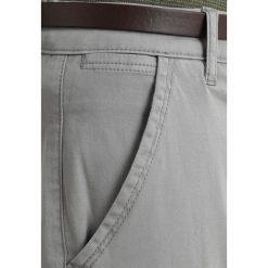 Chinosy męskie: Lindbergh CLASSIC STRETCH Spodnie materiałowe silver