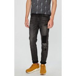 Medicine - Jeansy Retro Racer. Czarne jeansy męskie slim MEDICINE. Za 149,90 zł.
