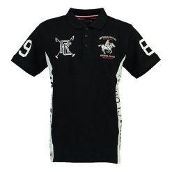 """T-shirty chłopięce z krótkim rękawem: Koszulka polo """"Kevian"""" w kolorze czarnym"""