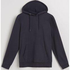 Bluza z kapturem - Granatowy. Szare bluzy męskie rozpinane marki TARMAK, m, z bawełny, z kapturem. Za 139,99 zł.