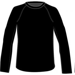 Odzież sportowa męska: MARTES Koszulka męska Ravo Black/ Dark Grey r. XL