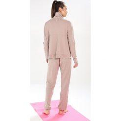 Deha Bluza rozpinana stucco. Brązowe bluzy damskie Deha, m, z bawełny. W wyprzedaży za 367,20 zł.