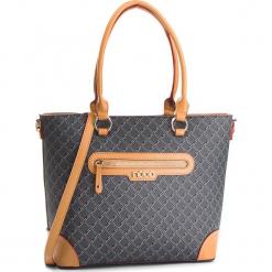 Torebka NOBO - NBAG-F2310-C019 Szary. Szare torebki klasyczne damskie marki Nobo, ze skóry ekologicznej. W wyprzedaży za 169,00 zł.