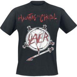 T-shirty męskie: Slayer Haunting The Chapel T-Shirt czarny