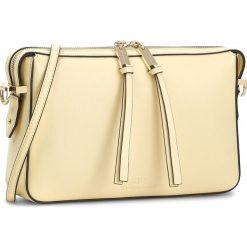 Torebka ELISABETTA FRANCHI - BS-15A-81E2 Uovo/Nero. Żółte torebki klasyczne damskie Elisabetta Franchi. W wyprzedaży za 589,00 zł.