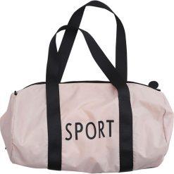 Torba sportowa Design Letters duża różowa. Czerwone torby podróżne Design Letters, duże. Za 258,00 zł.