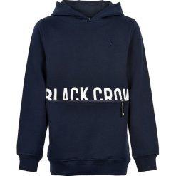 Bluza w kolorze czarnym. Czarne bluzy chłopięce rozpinane MeToo, z nadrukiem, z bawełny. W wyprzedaży za 82,95 zł.
