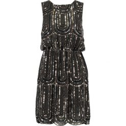 Sukienki hiszpanki: YAS YASDANSI SEQUEEN DRESS Sukienka koktajlowa black