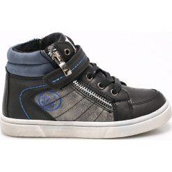 Big Star - Trampki dziecięce. Czarne buty sportowe chłopięce marki BIG STAR, z materiału. W wyprzedaży za 89,90 zł.