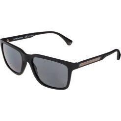 Okulary przeciwsłoneczne męskie: Emporio Armani Okulary przeciwsłoneczne black