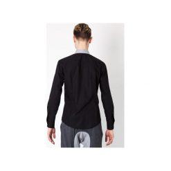 KOSZULA MĘSKA MBEP_K67. Szare koszule męskie marki Button. Za 189,00 zł.