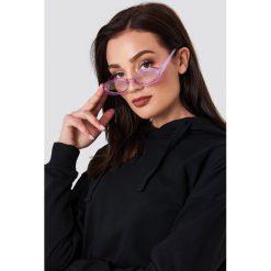 Okulary przeciwsłoneczne damskie: Le Specs Okulary przeciwsłoneczne Outta Love – Purple