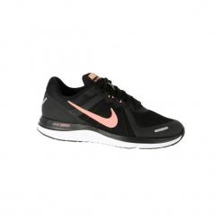 Buty do biegania DUAL FUSION X2 damskie. Czarne buty do biegania damskie marki Nike, z gumy. Za 279,99 zł.