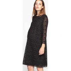 Sukienki hiszpanki: Sukienka ciążowa z koronki