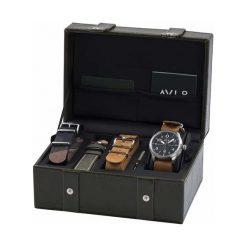 Zegarki męskie: AVI-8 AV-SET0C-01 - Zobacz także Książki, muzyka, multimedia, zabawki, zegarki i wiele więcej