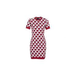 Odzież damska: Sukienki krótkie Love Moschino  W591000