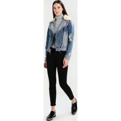 Bomberki damskie: Tigha MALWINA Kurtka jeansowa sky blue