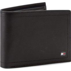 Duży Portfel Męski TOMMY HILFIGER - Harry CC Flap And Coin Pocket AM0AM01259  002. Czarne portfele męskie TOMMY HILFIGER, ze skóry. Za 299,00 zł.