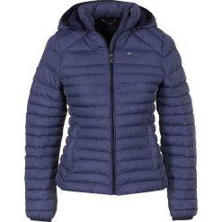 Odzież damska: Kurtka zimowa w kolorze niebieskim