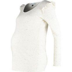 Bluzki asymetryczne: Envie de Fraise CASSIE Bluzka z długim rękawem off white