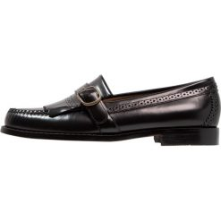 Buty wizytowe męskie: G. H. Bass & Co. WEEJUN LANGLEY Eleganckie buty black