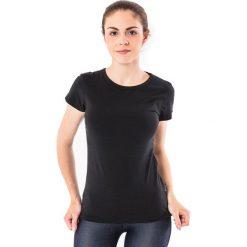 MARTES Koszulka Hi-Tec LADY EBENE czarna r. XL. Czarne topy sportowe damskie marki MARTES, xl. Za 26,40 zł.