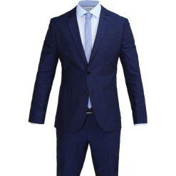 Pier One Garnitur dark blue. Niebieskie garnitury marki Pier One, z bawełny. Za 549,00 zł.