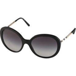 Burberry Okulary przeciwsłoneczne black. Czarne okulary przeciwsłoneczne damskie lenonki marki Burberry. Za 809,00 zł.