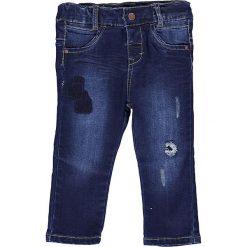 Jeansy dziewczęce: Dżinsy w kolorze niebieskim