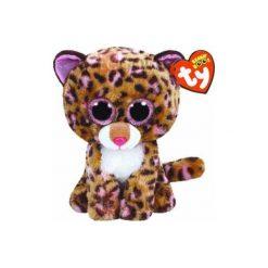 Maskotka TY INC Beanie Boos Patches - Leopard Tan 24 cm 37068. Brązowe przytulanki i maskotki marki TY INC. Za 39,99 zł.