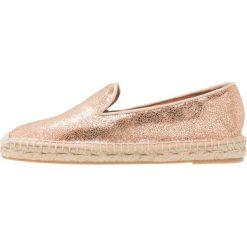 Tomsy damskie: Seven Boot Lane JUICE  Espadryle pink metallic
