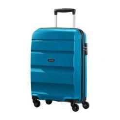 Walizka Bon Air 55 niebieska (85A-22-001). Niebieskie walizki marki Samsonite. Za 271,49 zł.