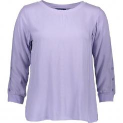 Bluzka w kolorze lawendowym. Fioletowe topy sportowe damskie marki Tom Tailor Adults. W wyprzedaży za 99,95 zł.