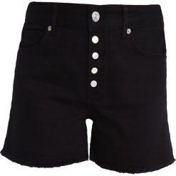 Bermudy damskie: Minimum GAIA  Szorty jeansowe black