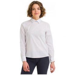 Galvanni Bluzka Damska Genk L, Biały. Białe bluzki z odkrytymi ramionami GALVANNI, l, z bawełny. W wyprzedaży za 189,00 zł.