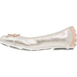 Baleriny damskie: Replay METEORS Baleriny silver pink