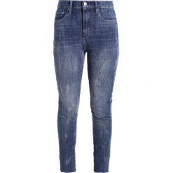 GAP ROSEAU Jeans Skinny Fit medium indigo. Niebieskie boyfriendy damskie GAP. W wyprzedaży za 149,50 zł.