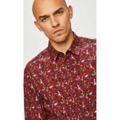 Medicine - Koszula Scottish Modernity. Brązowe koszule męskie na spinki MEDICINE, l, z bawełny, z klasycznym kołnierzykiem, z długim rękawem. Za 149,90 zł.