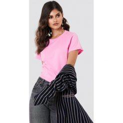 T-shirty damskie: Samsoe & Samsoe T-shirt Solly – Pink