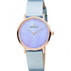 Zegarek kwarcowy w kolorze błękitno-różowozłotym. Niebieskie, analogowe zegarki damskie Esprit Watches, metalowe. W wyprzedaży za 136,95 zł.