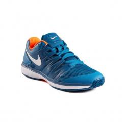 Buty tenisowe Nike Zoom Prestige HC. Niebieskie buty do tenisa męskie marki Nike, nike zoom. W wyprzedaży za 269,99 zł.